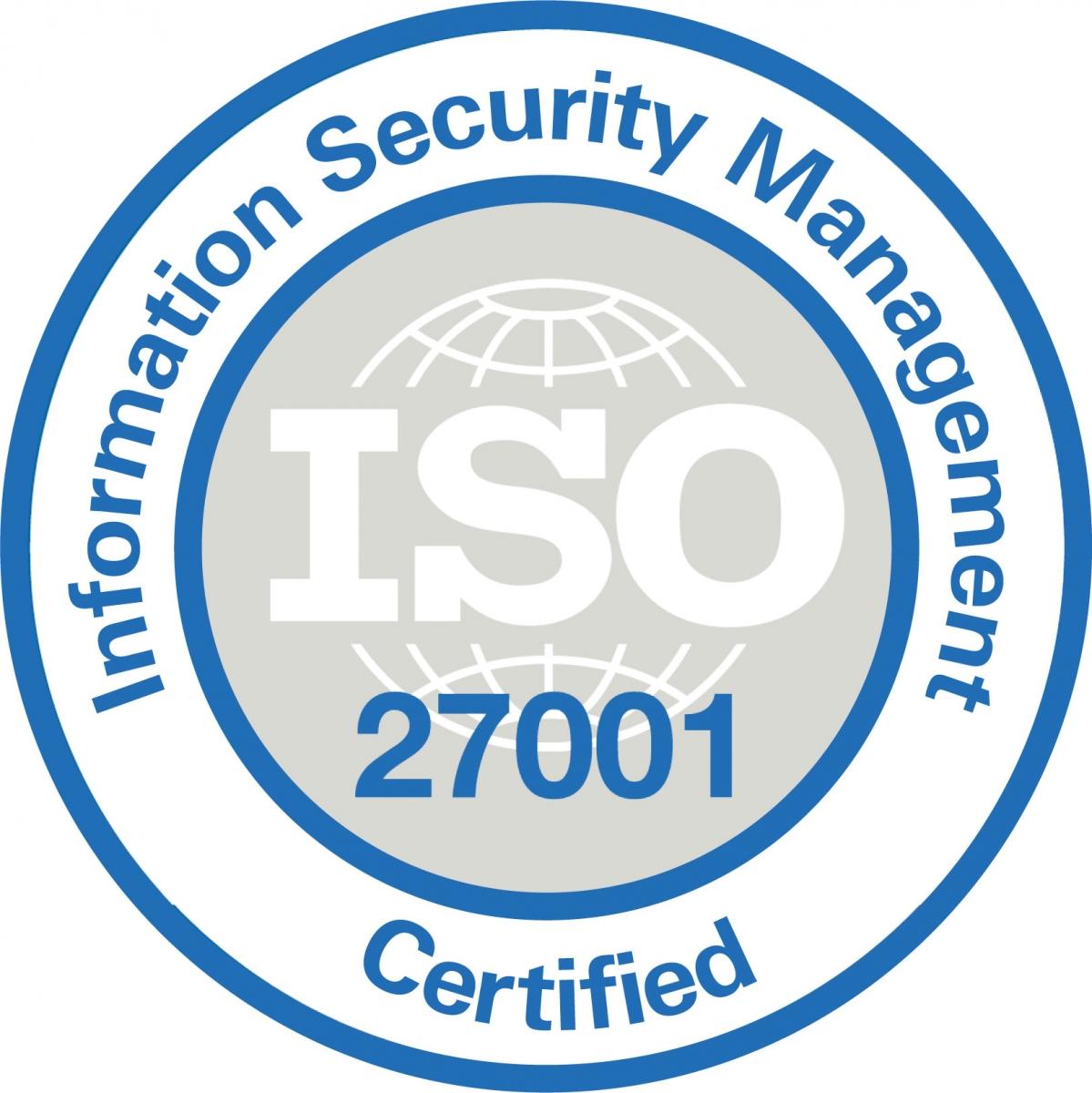 Получить сертификат ISO (ИСО) 27001 в Ростове-на-Дону